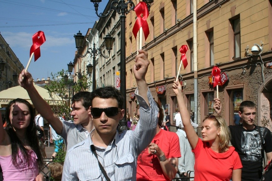 ВИЧ унес жизни более 11,5 тысячи петербуржцев