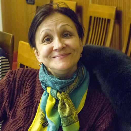 Ирина Кузьменко