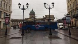 Акция «Россия, тестируйся!» на Малой Конюшенной