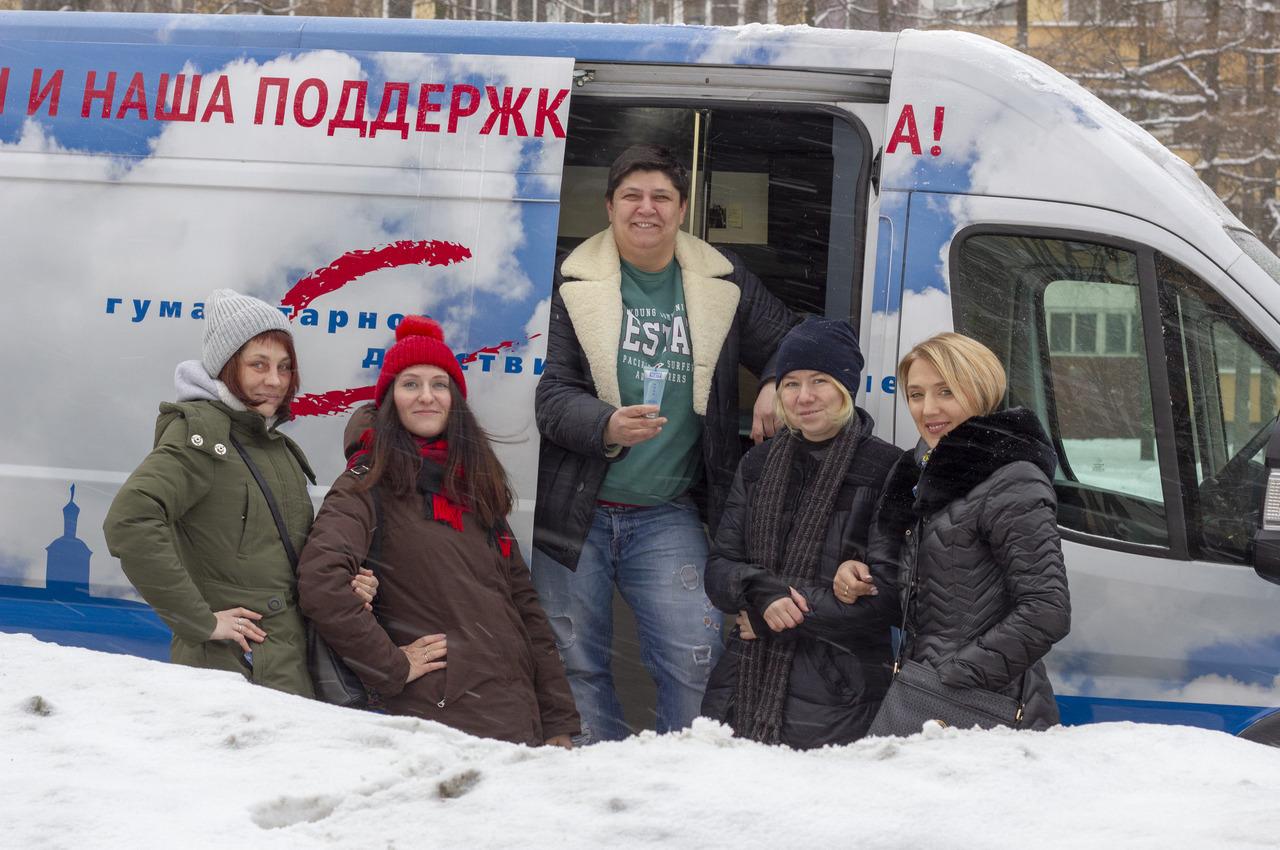 Отчет о работе «Маленького автобуса»: январь 2019