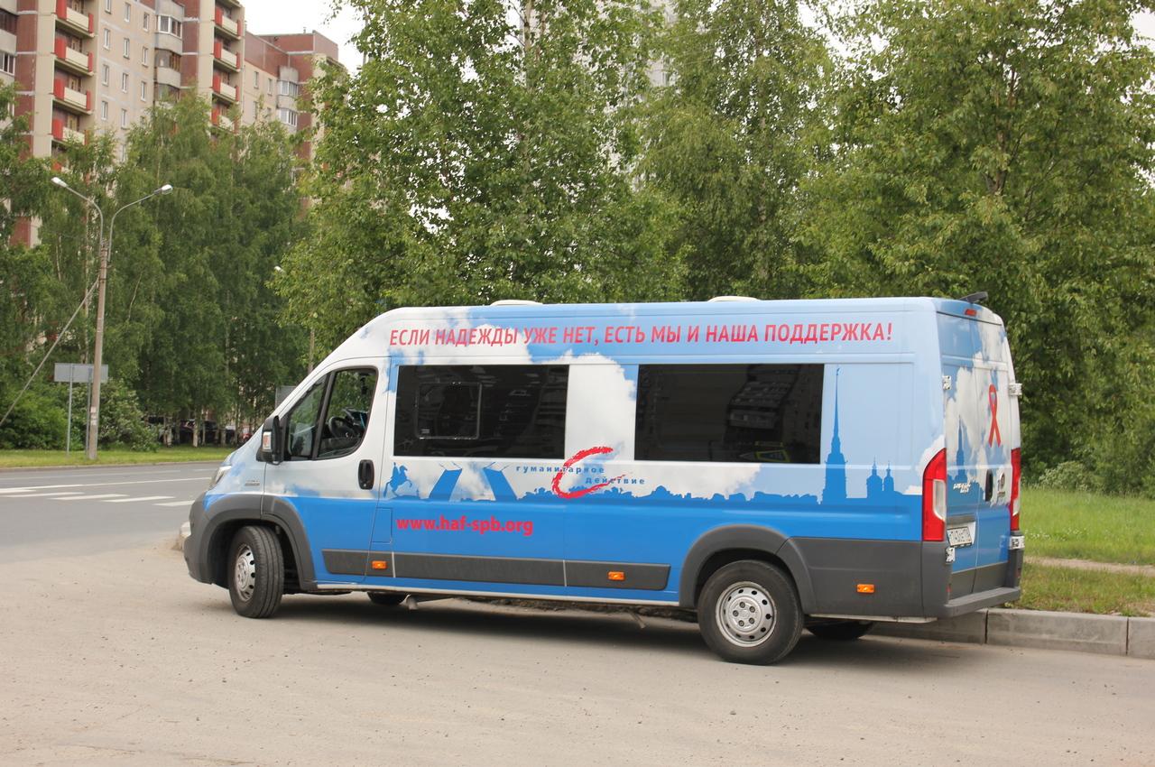 Отчет о работе Маленького автобуса: май 2019