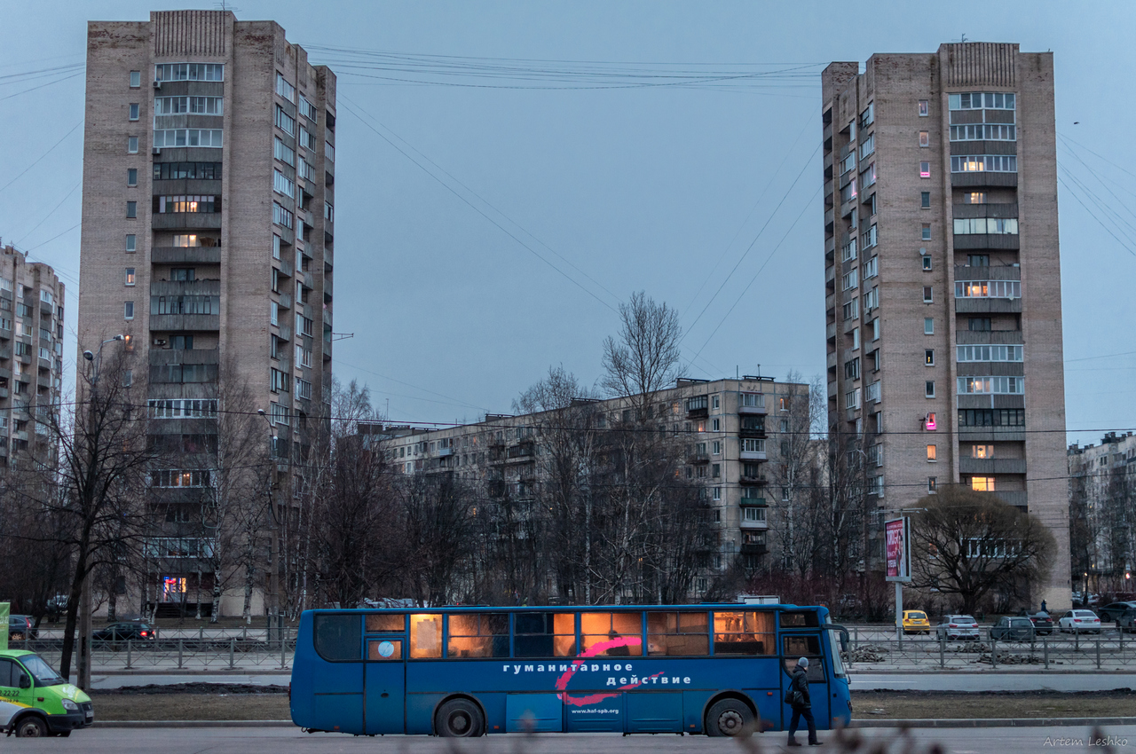 Синий автобус-2016