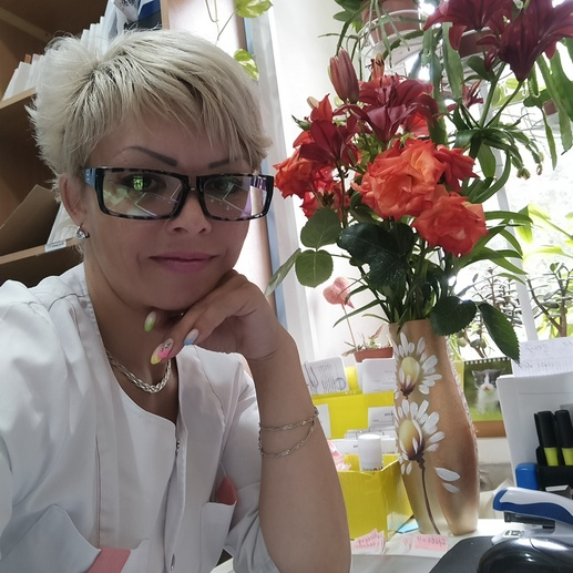 Марина Шувалова