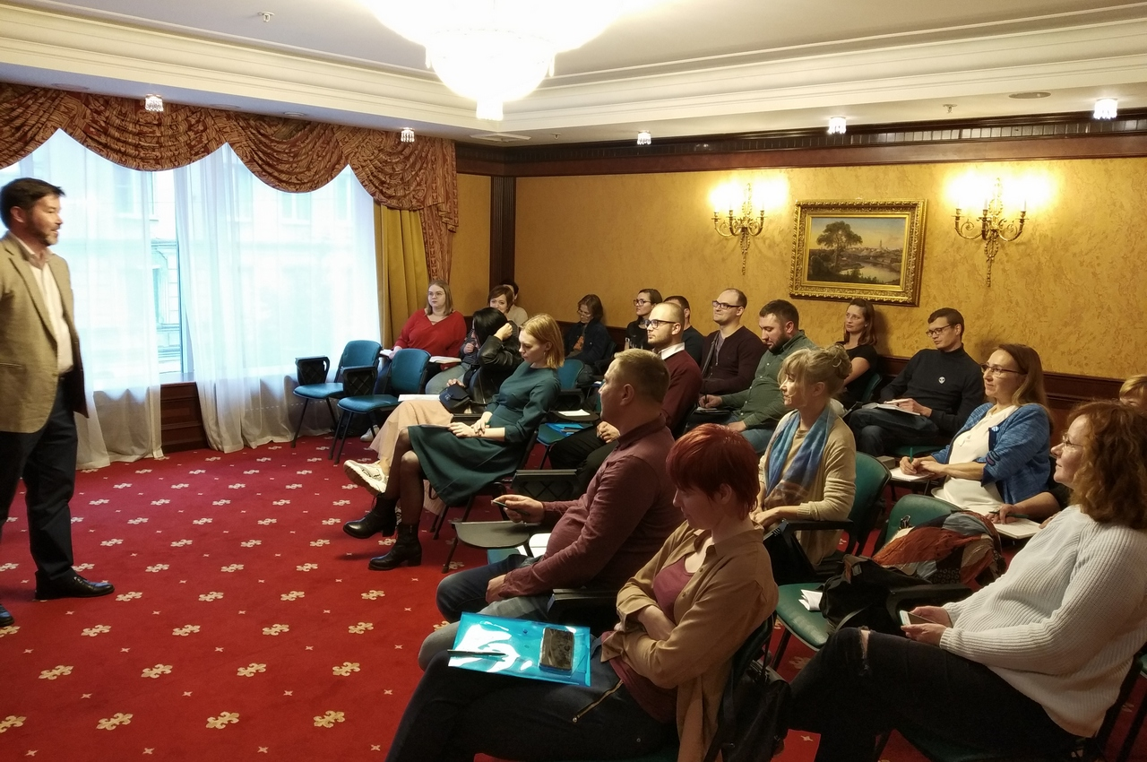 Завершен первый семинар по проекту «Социальный навигатор»