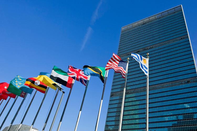 Участвуем в рабочей группе совещания высокого уровня Генеральной Ассамблеи ООН по проблеме ВИЧ