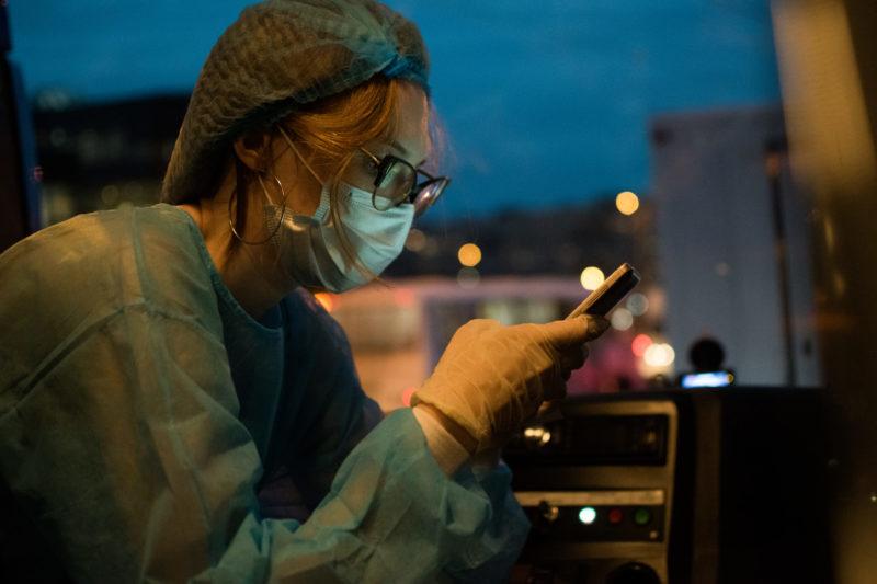 Онлайн и мобильный аутрич для молодежи